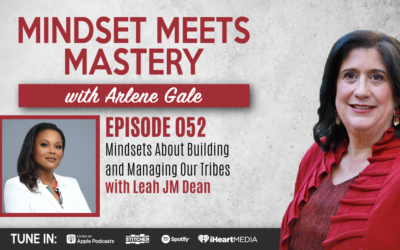 MMM 052:  Mindsets About Building and Managing Your Tribe with Leah JM Dean